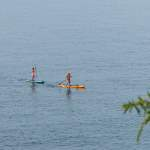 Stand Up Paddling in Istrien